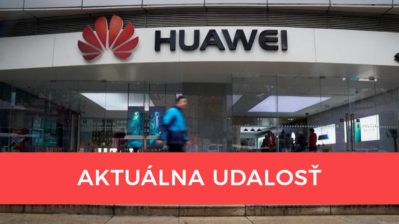 f224477f4c97 Kritické správy pre Huawei  Zákaz obchodovania v USA má pre giganta nové  dočasné pravidlá
