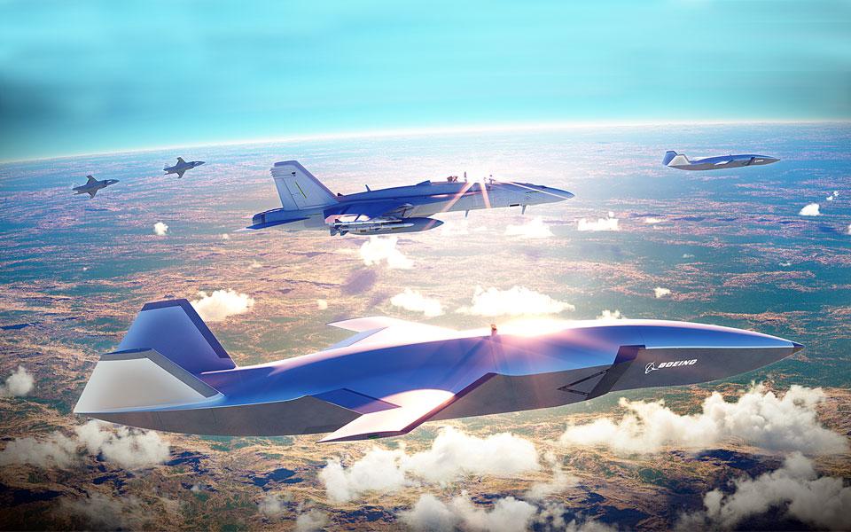 boeing predstavil vlastné bezpilotné lietadlo