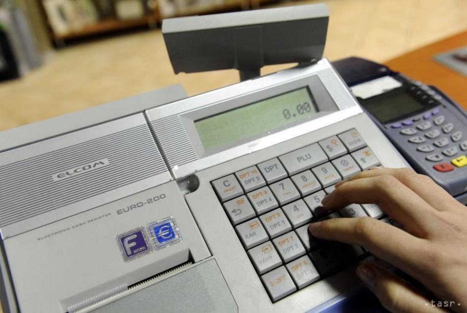 daniari spustili registráciu dátových úložísk a programov k pokladniciam
