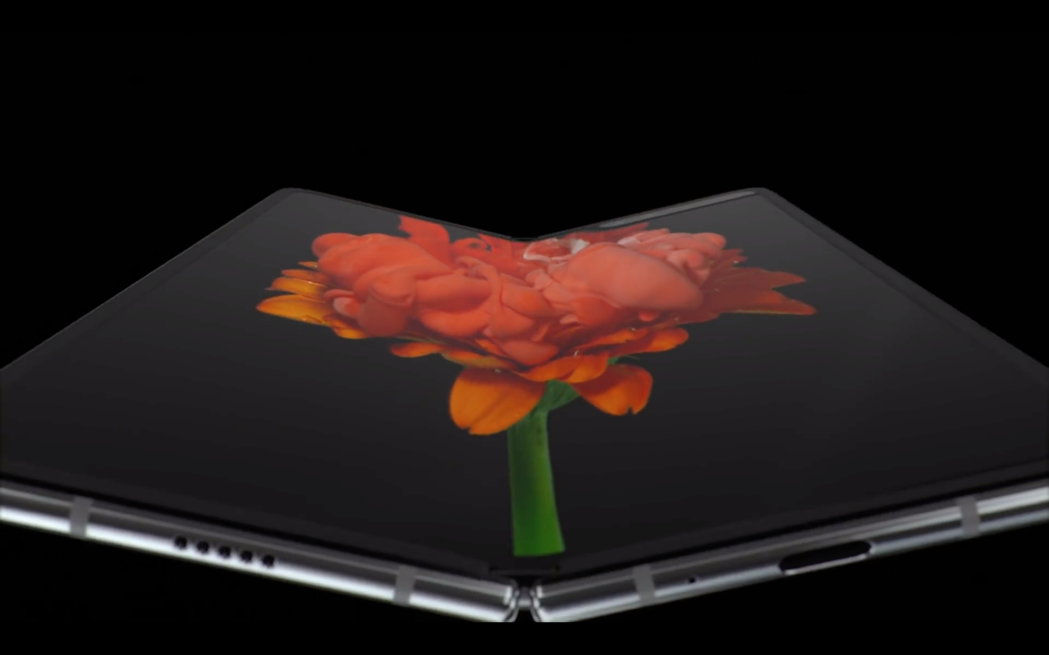 Samsung plans to develop two more foldable smartphones