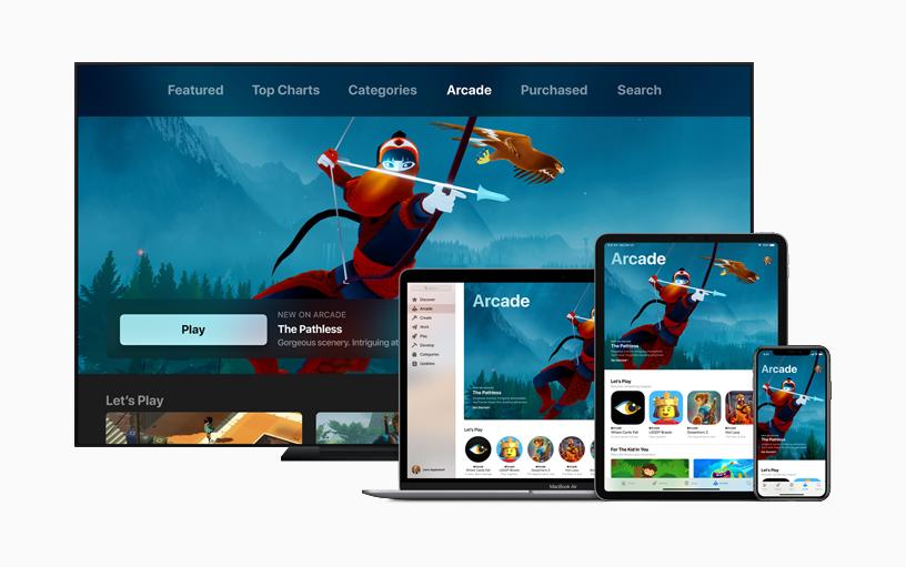 nové služby Apple