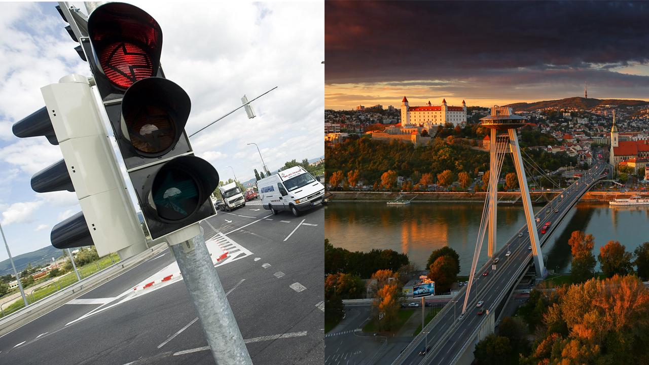 Bratislavu zaplavili semafory s odpočítavaním času. Kde sú a koľko ich ešte pribudne?