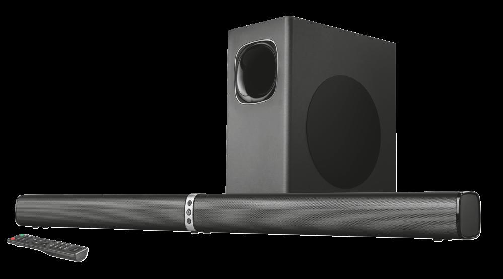 Trust má dva soundbary, s ktorými sľubuje vysokú dávku kvalitného zvuku pri filmoch, hudbe aj hrách