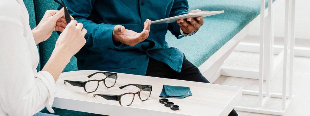 inteligentné okuliare