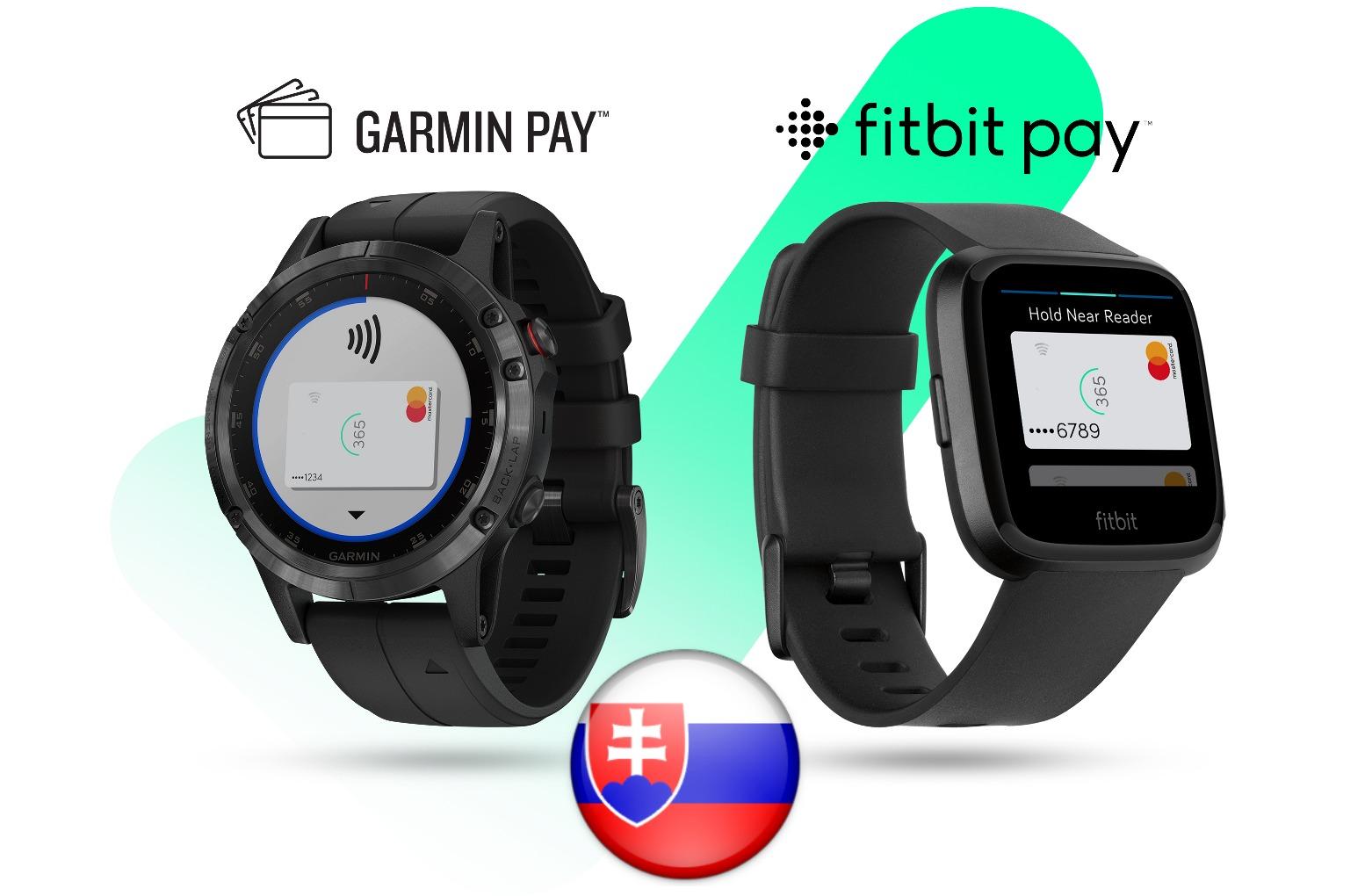 Na Slovensku platíme bezkontaktne už aj hodinkami. Inovatívna slovenská banka podporuje dve nové služby