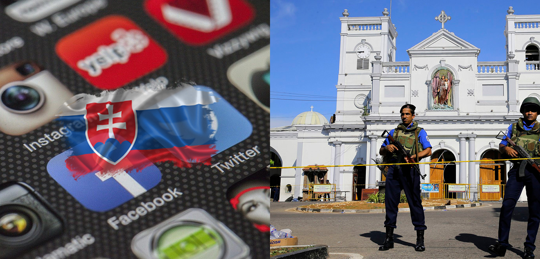 Vyplo by aj Slovensko sociálne siete pri teroristickom útoku? Niektorí odborníci odsúdili tieto kroky na Srí Lanke