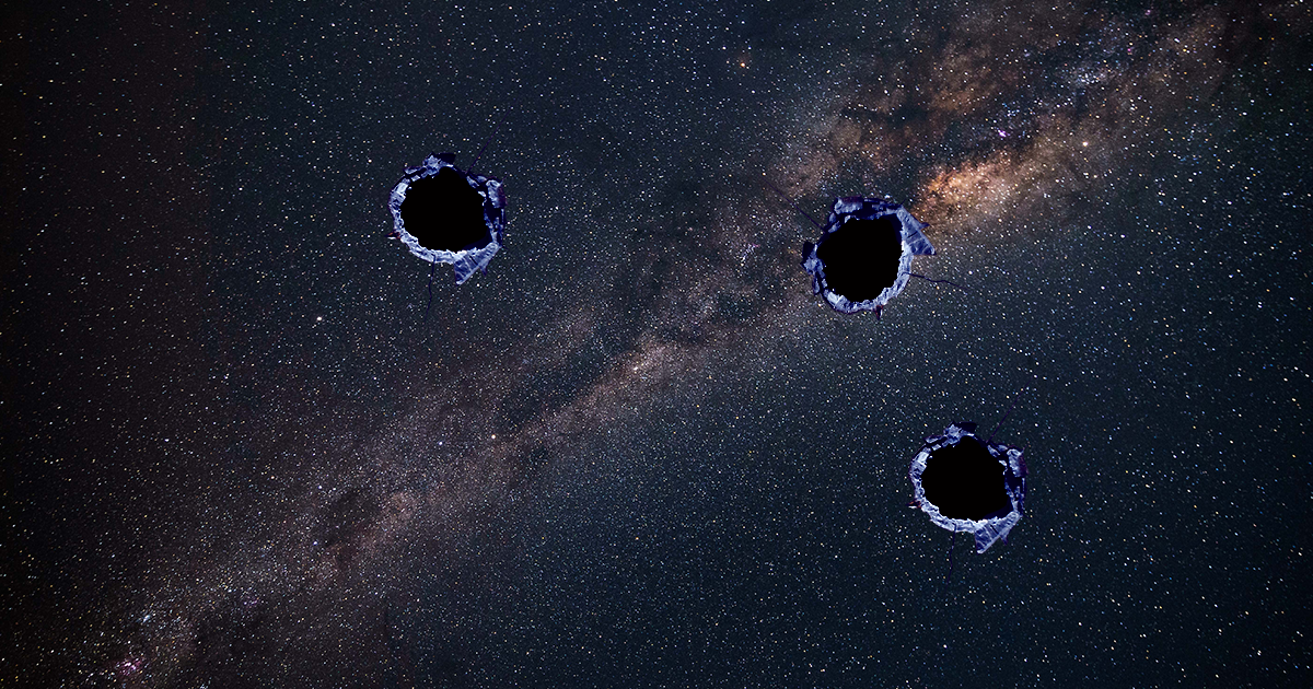 space, vesmír