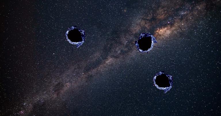 Za všetko môže temná hmota. Priečka Mliečnej dráhy spomaľuje neuveriteľným tempom