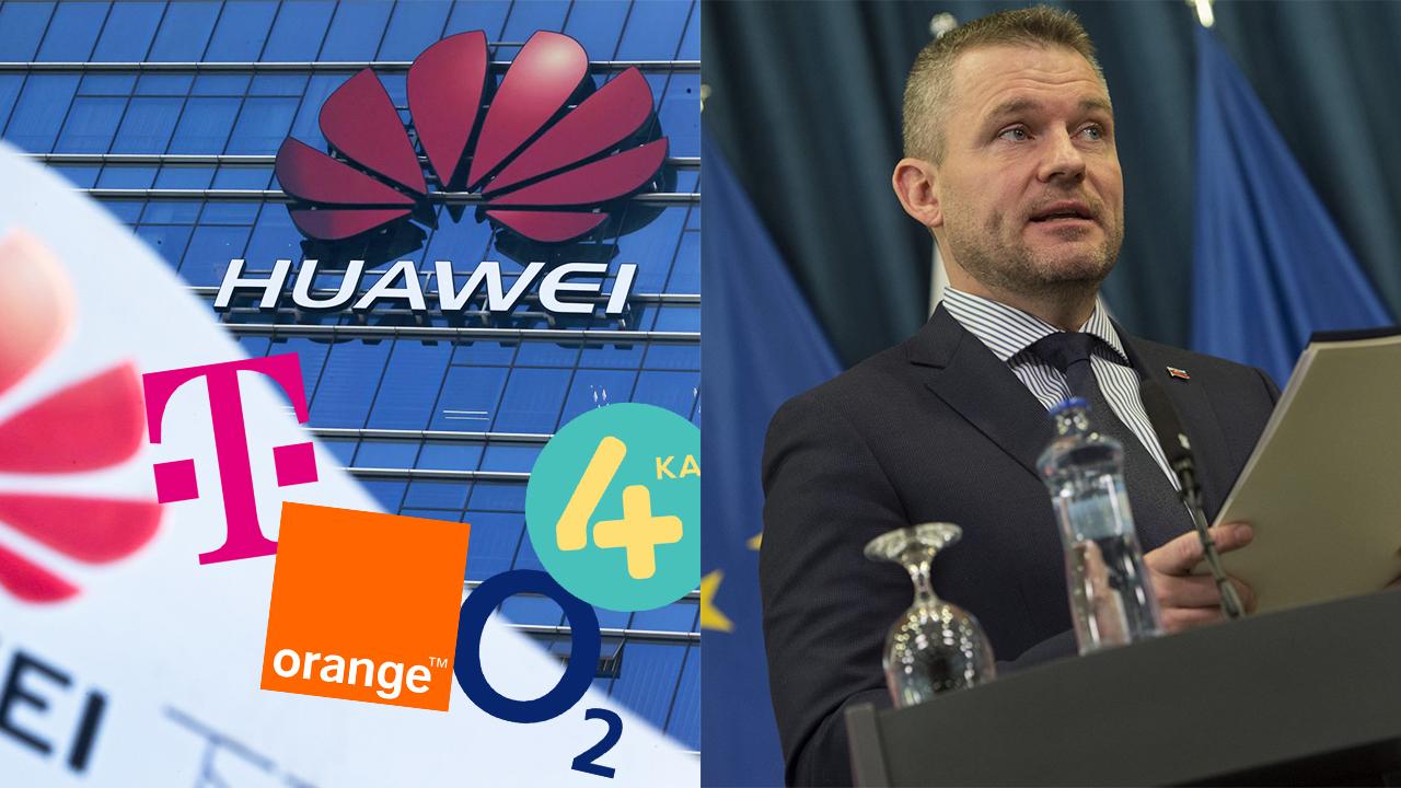 Štát a naši operátori ku globálnej kauze Huawei: Je v ohrození fungovanie na Slovensku?