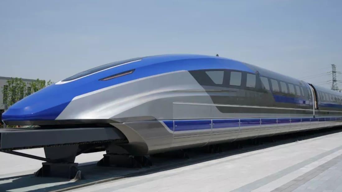 Čína prináša revolúciu vlakovej dopravy. Novinka zvládne ohromnú rýchlosť, ktorá nemá vo svete obdoby