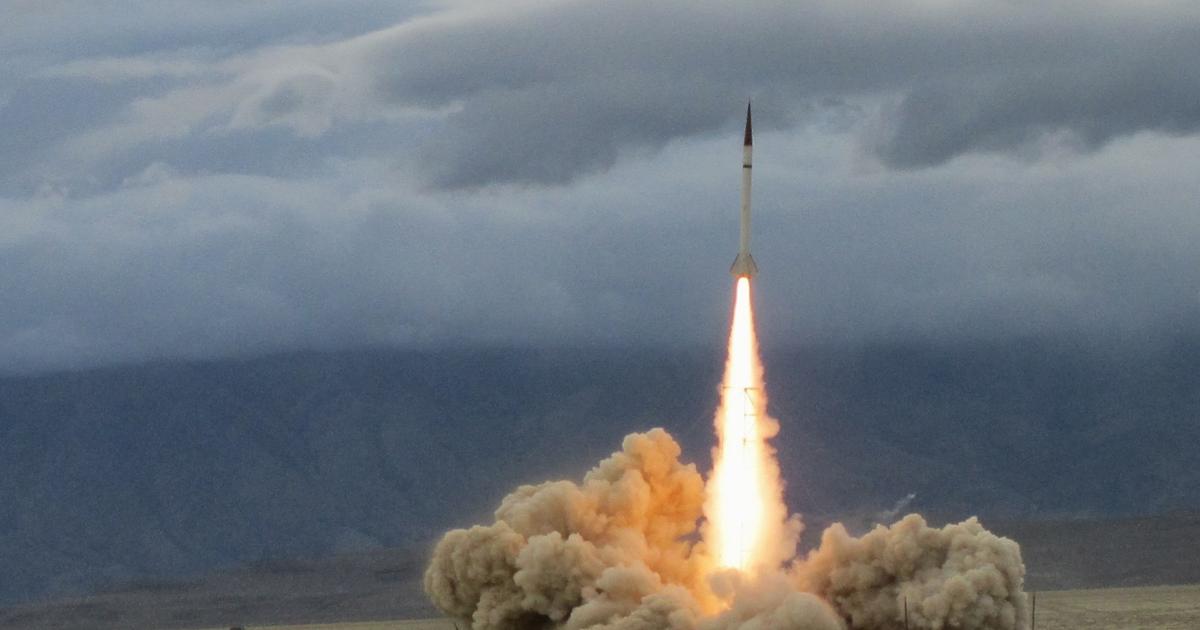 Historický moment: Vôbec po prvýkrát sa raketa vytvorená študentmi dostala až do vesmíru