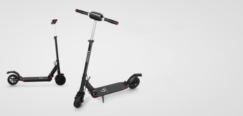 Geekbuying spustil predobjednávky na vynovenú elektrickú kolobežku Kugoo S1 Pro