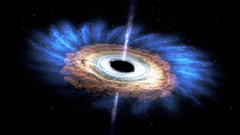 Máme plán na získavanie energie z čiernej diery. Pomôže nám prežiť v mŕtvom vesmíre