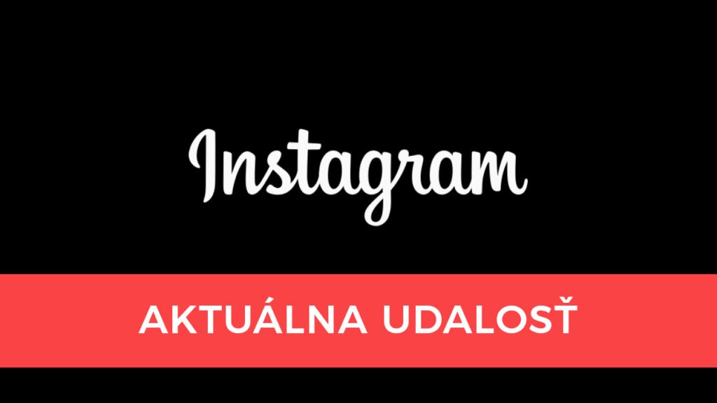 Háčik pre Instagram