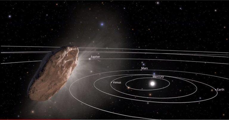 Naposledy sa ukázal v dobe kamennej. Slnečnú sústavu navštívi unikátny objekt, ktorý sa zjavuje raz za 600 000 rokov