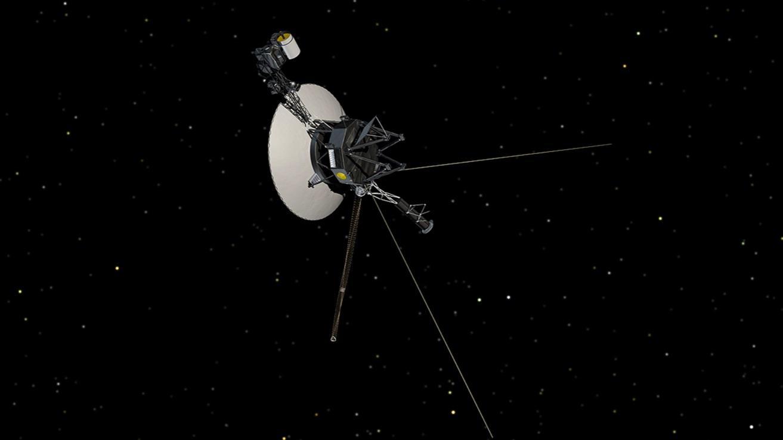 Sonda Voyager 1 (zdroj: NASA / JPL-Caltech)