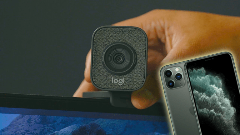 Ako si markantne zlepšiť webkameru? Nahraď ju mobilom, ide to rýchlo a zadarmo (návod)