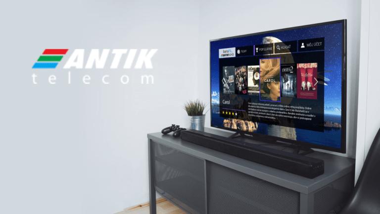 Zrušenie satelitnej TV Orange využil Antik. Chce získať zákazníkov konkurencie, ponúka im benefity