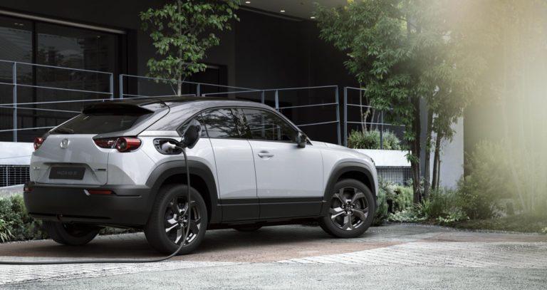 Mazda a rýdze spaľováky končia. Značka prinesie kompletnú elektrickú ofenzívu
