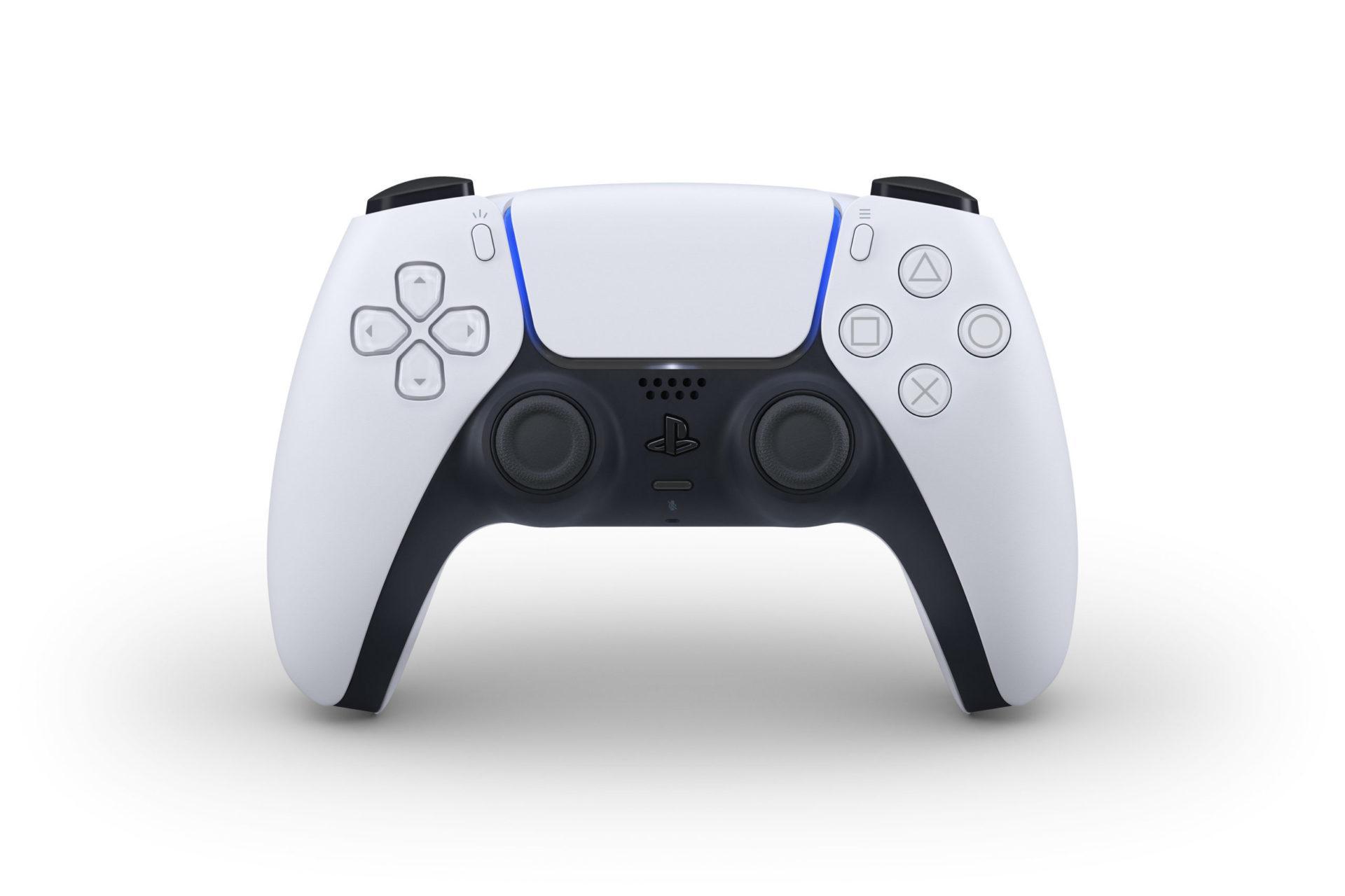 Dual Sense ovládač na PlayStation 5