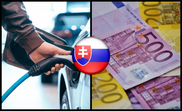 Slováci čoraz viac kupujú elektrické autá. Ich podiel za posledný rok rapídne narástol, koľko kusov sa predalo?