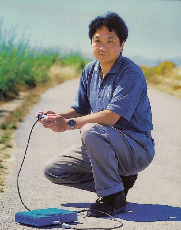 Ken Kutaragi nazývaný aj otec PlayStation