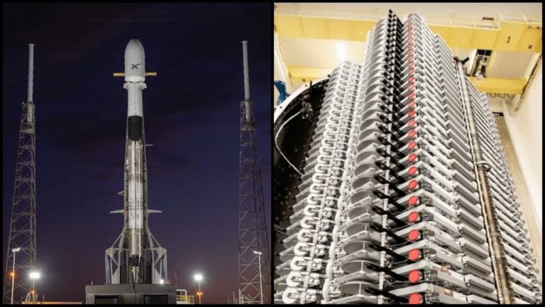 Už ich bude vyše 1200. SpaceX vynáša ďalšie satelity do vesmíru, túto misiu so Starlinkmi odkladali najdlhšie za posledné roky