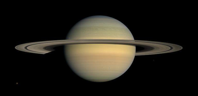Saturn Titan