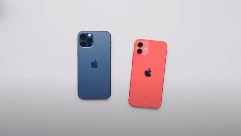 Poznáme výrobné náklady iPhonov 12.