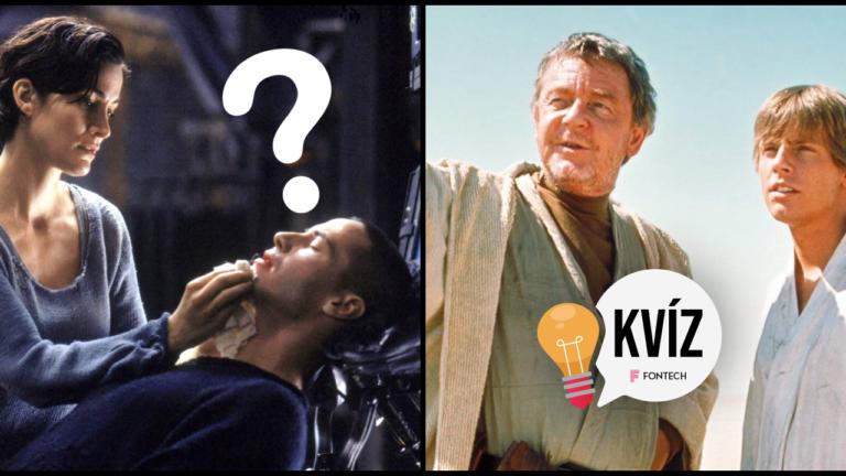 KVÍZ: Trúfaš si na poriadnu výzvu? Koľko filmov spoznáš len podľa jedinej fotografie?