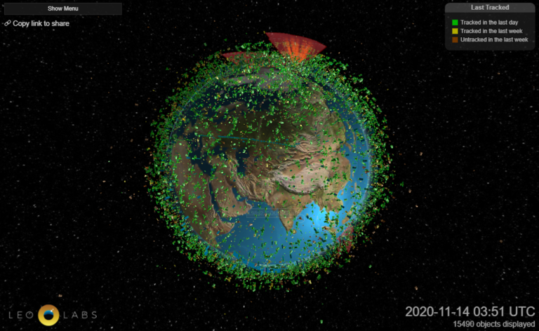 Veľmi nepríjemný pohľad: Takto vyzerá aktuálne vesmírny odpad okolo Zeme na extrémne presnej animácii