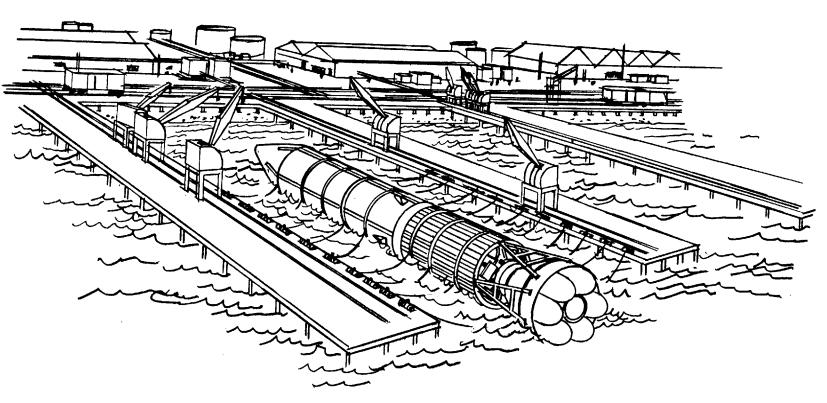 Raketa Sea Dragon