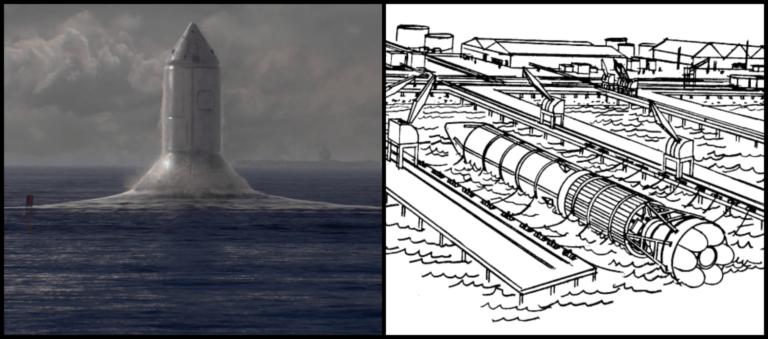 Výška až 150 metrov a hmoťnosť 18 000 ton. Raketa Sea Dragon mala byť vrcholom ľudského inžinierstva a väčšiu ešte dodnes nikto nepostavil
