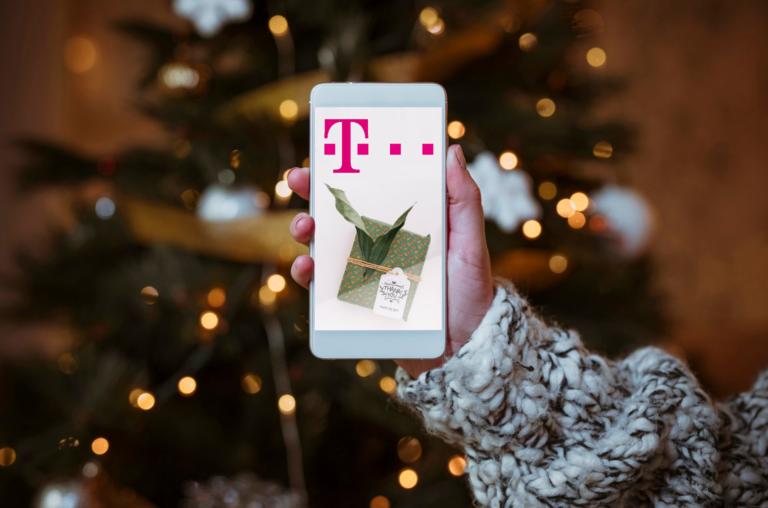 Telekom obohacuje predvianočnú ponuku: Vyše 10 GB dát a zdieľaná SIM zadarmo