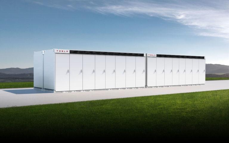 Musk nechce žiadny risk. Tesla potajme buduje ďalšiu megabatériu, ktorá zachráni Texas