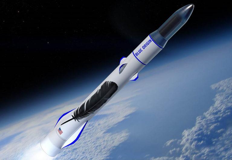 NASA ich raketu schválila, úhlavný konkurent SpaceX však prvý let odkladá. Prečo napreduje Blue Origin tak pomaly?