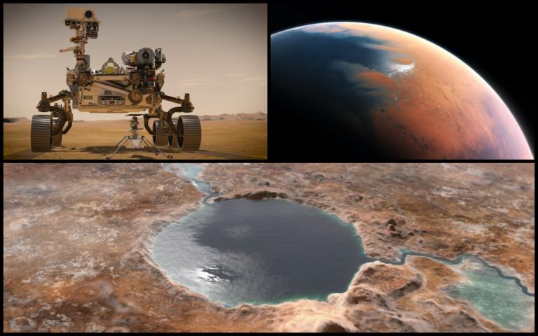 Rover z Marsu opäť na čele prevratného zistenia. Jazerá a rieky vyschli na Marse inak ako sme si mysleli