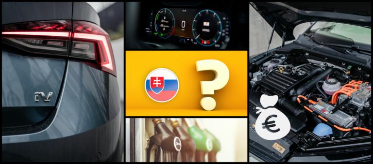 Najlacnejšie jazdenie autom: Vyhrá benzín, diesel, plug-in hybrid alebo CNG? Zistili sme