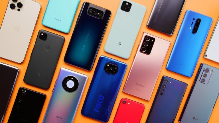 Toto boli najpredávanejšie smartfóny v roku 2020. Rebríčku kraľuje jeden výrobca