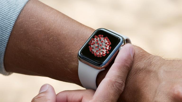 Covid-19 odhalia skôr ako testy. Apple Watch a ďalšie zariadenia majú v sebe obrovský potenciál