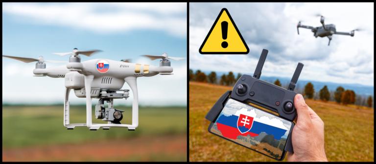 Lietať s dronom v 2021 už nebude také jednoduché. Prehľad všetkých nových pravidiel a obmedzení