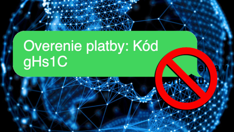 Veľká zmena: Overovanie platby cez SMS skončilo, táto slovenská banka zaviedla modernejšiu alternatívu