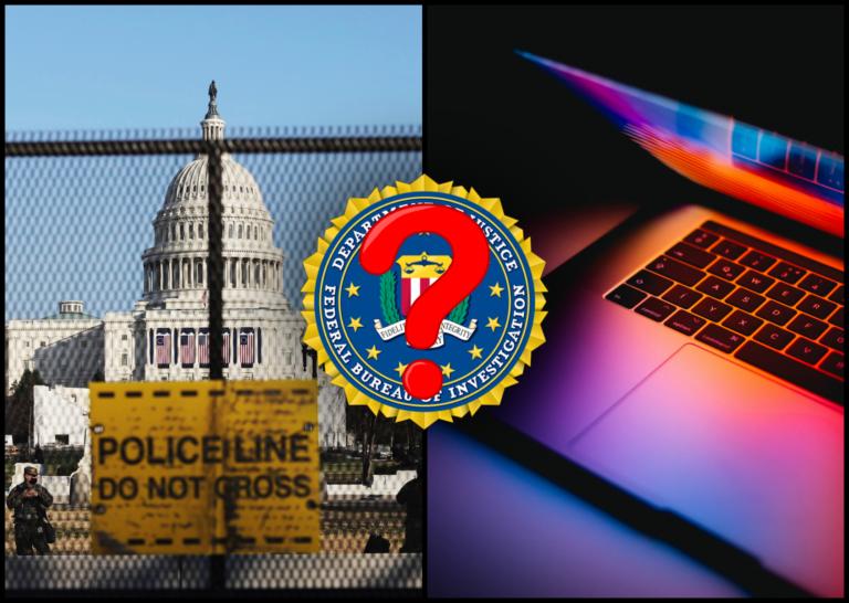 Výtržníčka z Washingtonu chcela predať ukradnutý notebook ruským tajným službám. Vyšetruje ju FBI