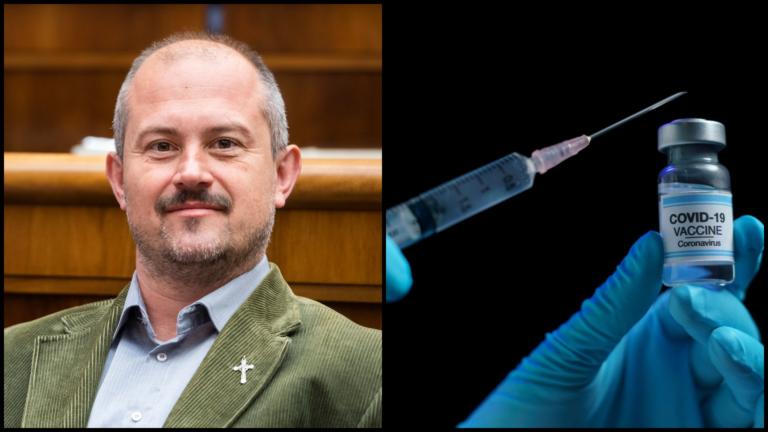 """Kotleba opäť šíri """"svoju pravdu"""" na Facebooku. Očkovanie proti Covid-19 je len""""experiment"""" a ľudia sú """"pokusné vzorky"""", pravda je úplne inde"""
