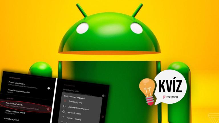 KVÍZ:  Poznáš Android? Tento test ťa prevedie jeho najskrytejšími zákutiami a históriou