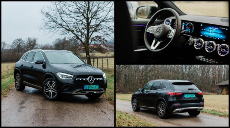 Mercedes vyrobil najlepšie malé SUV na svete. Plug-in hybrid z neho spravil kráľa, šokuje najmä jednou vlastnosťou