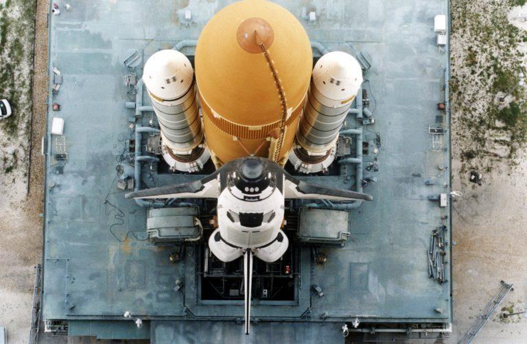 NASA už nemá miesto. Demoluje historickú 60-ročnú vzletovú platformu, štartovali z nej na Mesiac aj smrtiaci Challenger