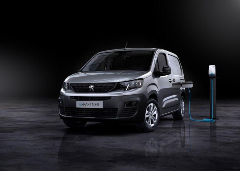 Peugeot rozširuje portfólio elektrických úžitkových vozidiel. Privítaj modernú verziu slávneho Partnera