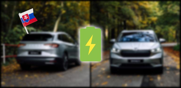Život s elektromobilom na Slovensku: Je to oveľa jednoduchšie ako sa zdá, staré mýty už dávno neplatia
