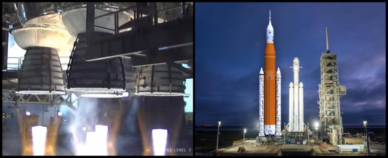 Raketa na Mesiac znovu skúsi kritický test, technici opravili poškodený ventil. Stíha stanovený termín?